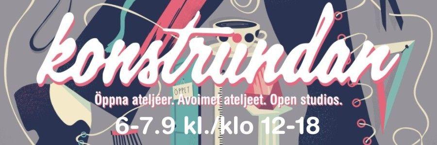 Taiteilijoiden avoimet työhuoneet 6-7.9.2014
