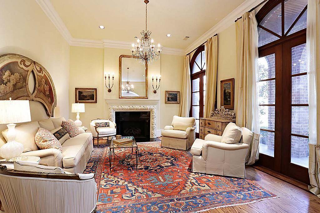 7 Rains Way Houston 77007 7097 Home Value Har Com Simple House Interior Design Formal Living Rooms Living Room