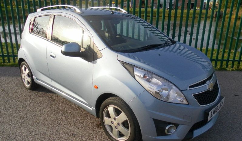 Chevrolet Spark 1 2 Lt 5d 80 Bhp 2010 Cash Price 3 995