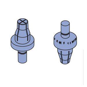 Unistrut's P9010 Telestrut Multi-Grip Rivet. Eberl Iron Works, Inc. is a distributor of the Unistrut Metal Framing System.