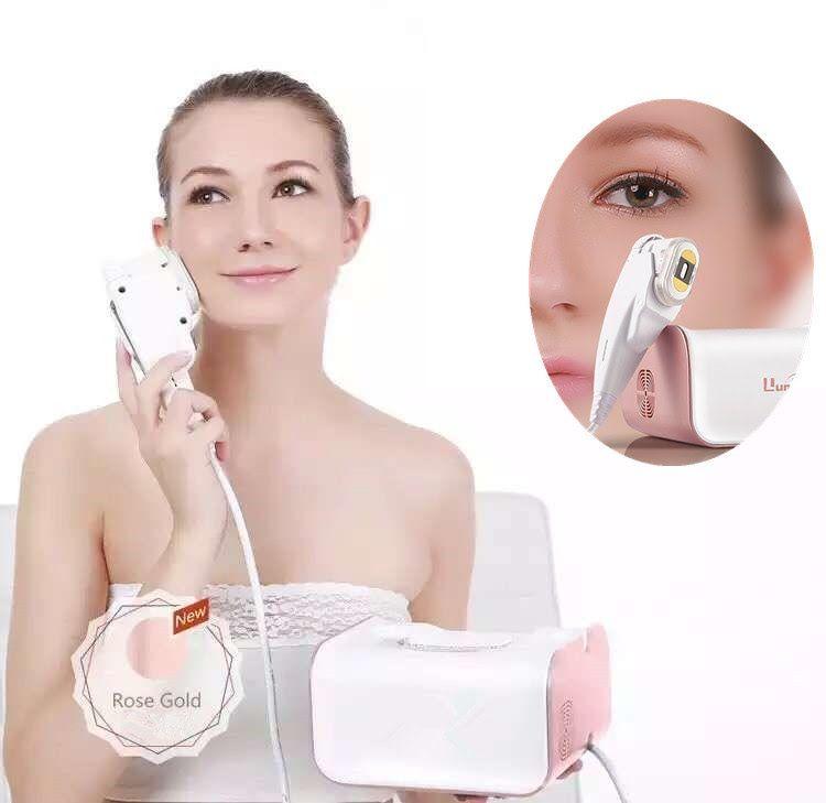 Mini Ultherapy HIFU Ultrasound Radiofrequency (RF) skin