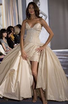 ball gown wedding dresses with detachable skirt - Google Search ...