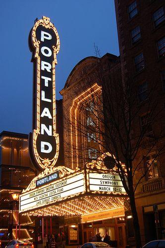 Exceptional Portland Theatre, Oregon