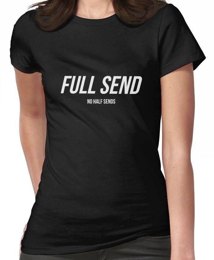 Nelk Boys - Full Send No Half Sends   Women's T-Shirt in