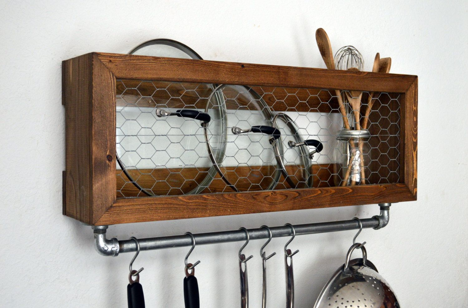 Cooking Pan Hanging Rack Pots Amp Pans On Sale