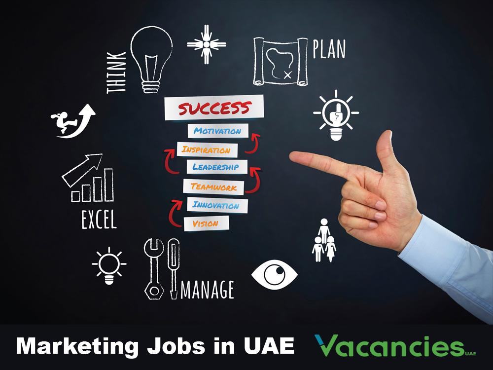 Marketing Jobs In Uae Marketing Jobs Job Marketing