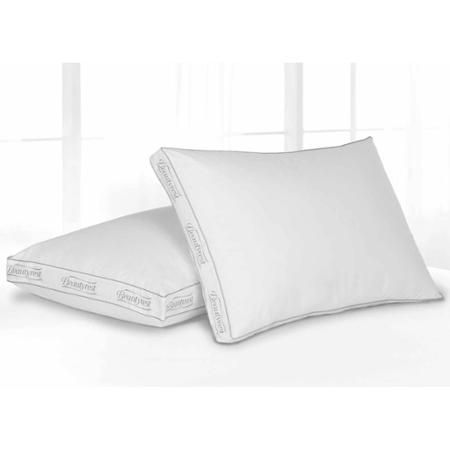 Beautyrest Luxury Power Extra Firm Pillow Standard Size Two