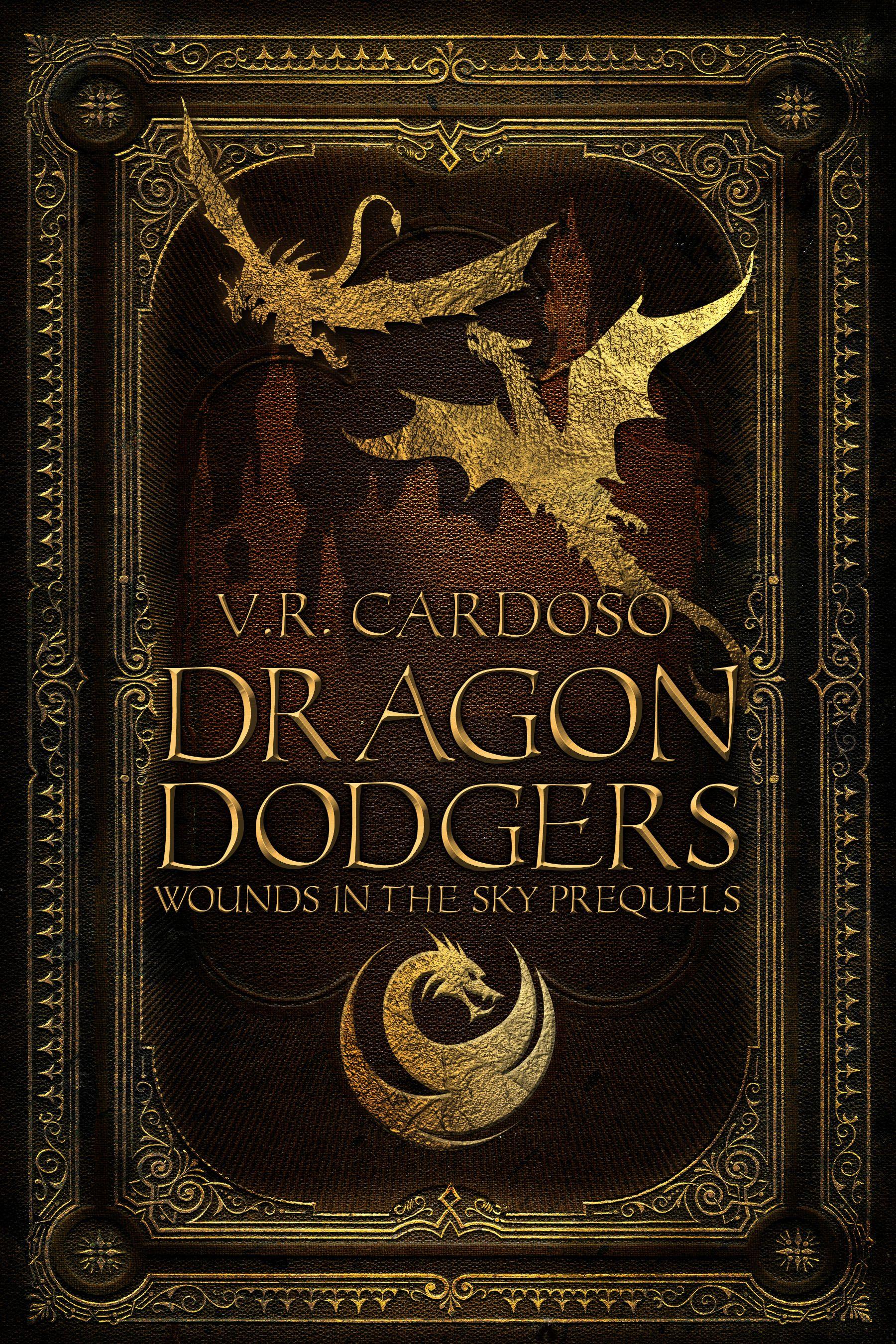Epic Fantasy Adventure Book Cover Design Deranged Doctor Design