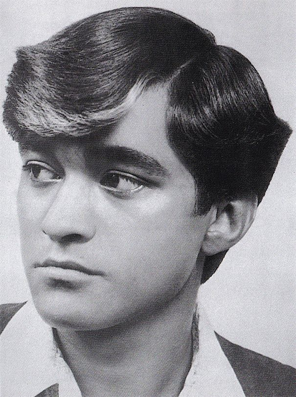 1960s And 1970s Were The Most Romantic Periods For Men S Hairstyles In 2020 Mens Hairstyles 70s Haircuts 70s Hair