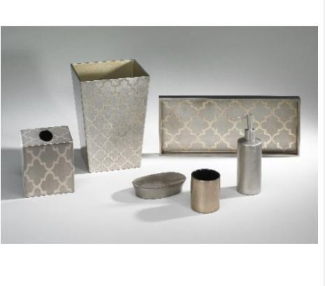 J Fleet Designs Arabesque Bath Accessories Bath Accessories