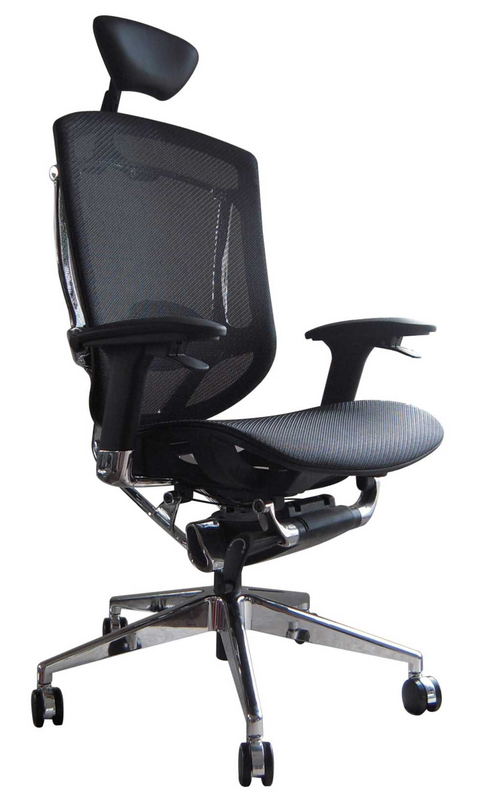Adjustable Black Ergonomic Computer Chair Office Chair Office Chair Cushion Ergonomic Chair