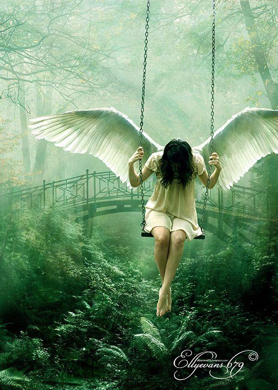 Elle Evans Http Ellyevans679 Deviantart Com Beautiful Dark Art Angel Art Fallen Angel