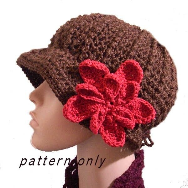Crochet Cloche Hat Pattern Free Crochet Flapper Hat Pattern