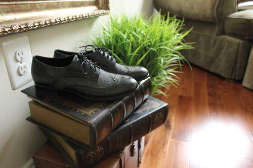 Beautiful shoes.