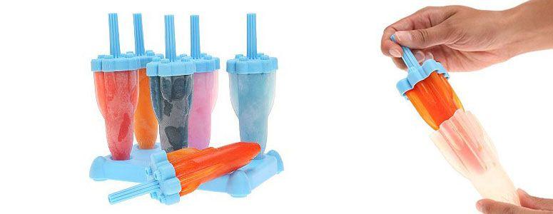 Orange Rocket Pop Mold