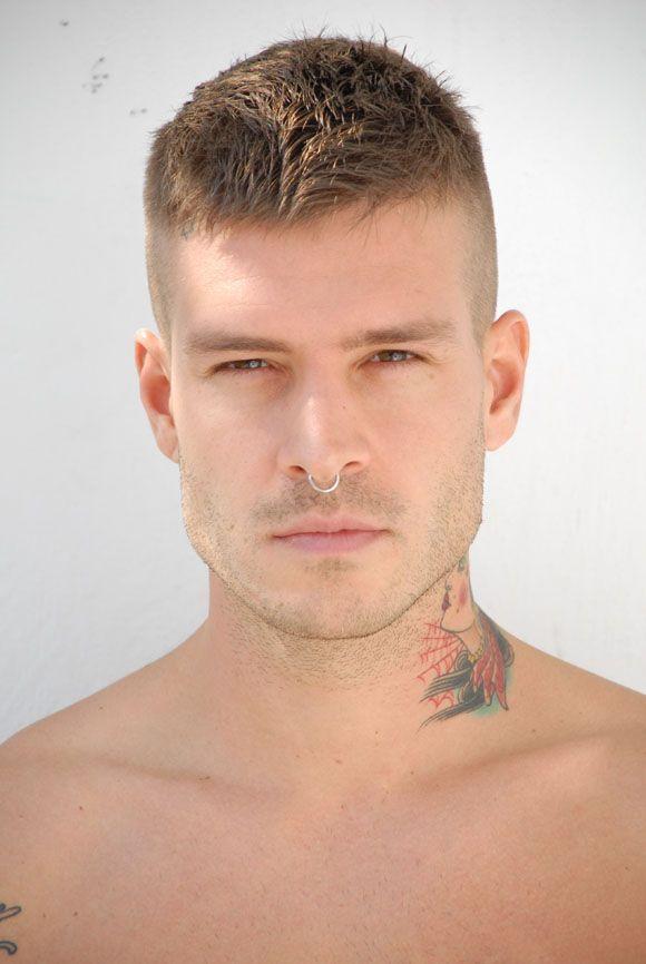 Fetish Barber Rostros Y Peinados Pinterest Haircut Styles