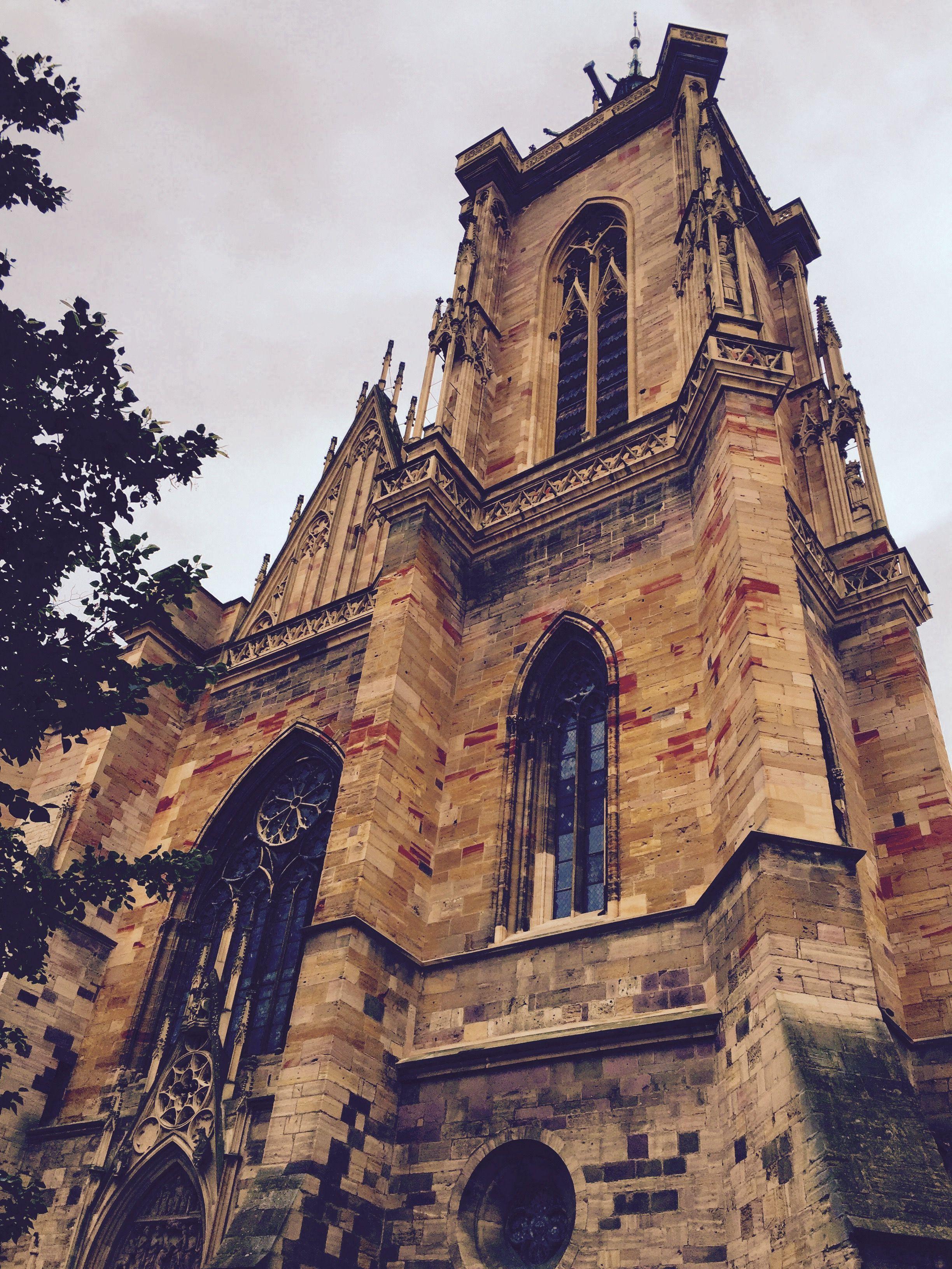 Church #Colmar #France
