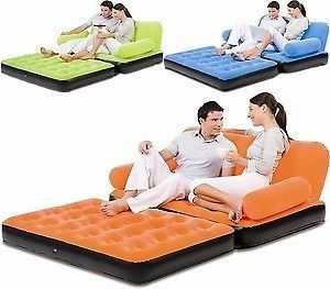 Comfort Quest Inflatable Couch Sofa Aed450 00 Online Best