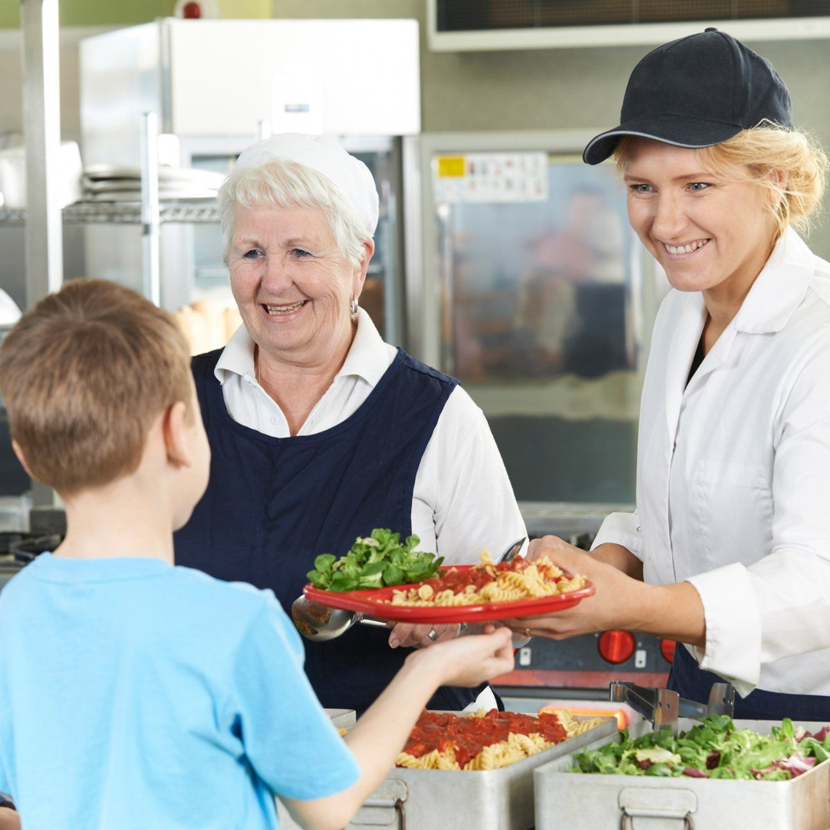 9 things your lunch lady wishes you knew nutrition food