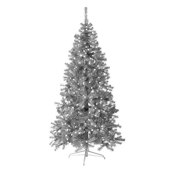 Glimmer Tinsel Pre-Lit Tree Tis\u0027 the Season Pinterest Pre lit tree