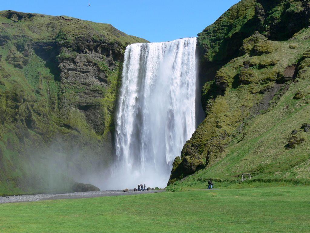 Seljalandsfoss - Wasserfall