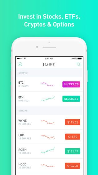 Robinhood Investing, No Fees on the App Store