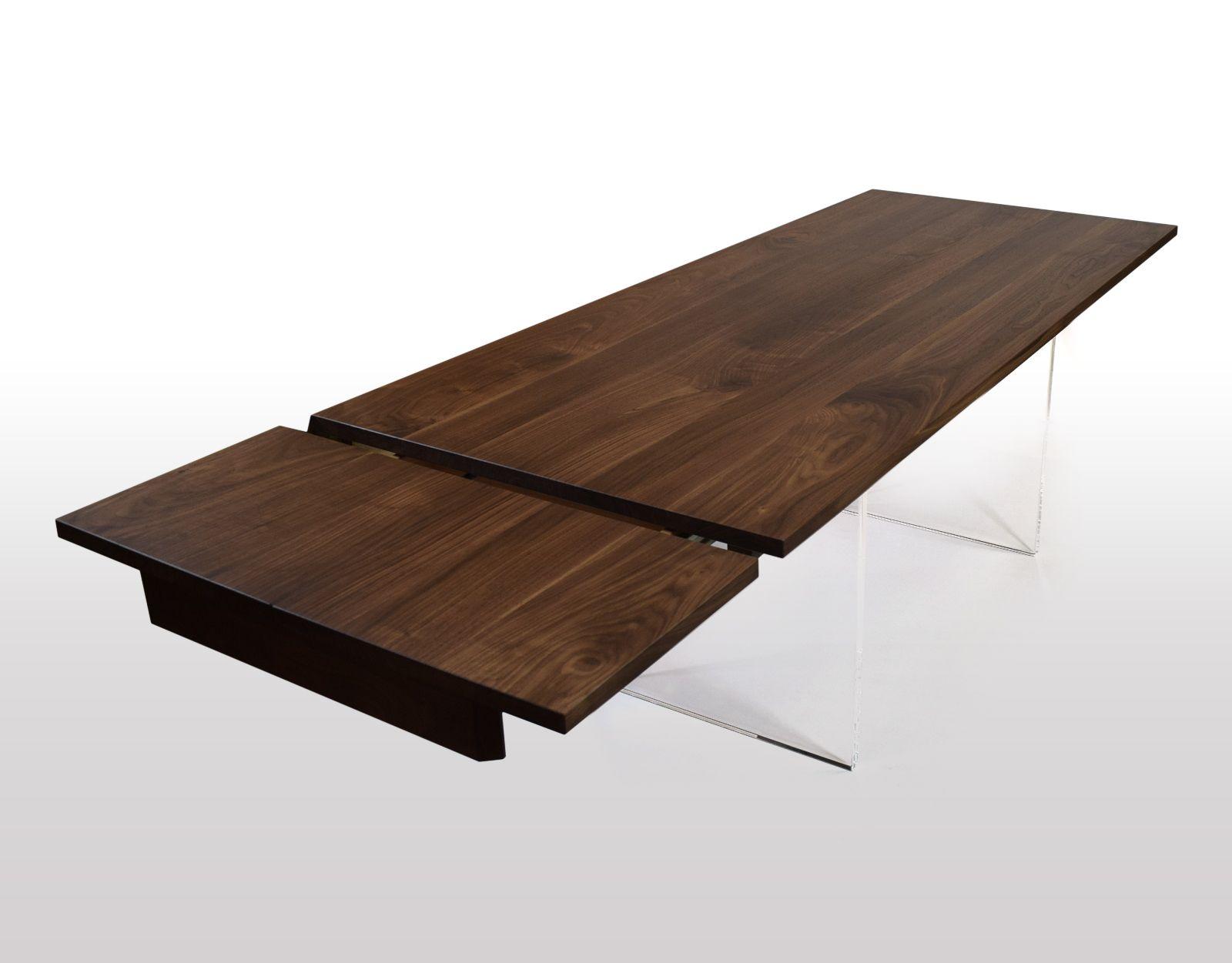 Pin von tischmoebel.de auf Tisch Nussbaum ausziehbar auf