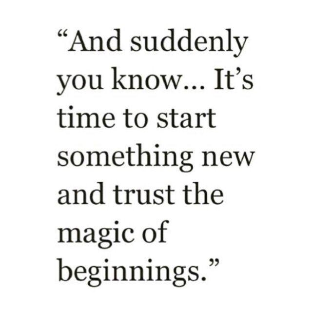 Start #NewBegin | Quotations | Pinterest | Thoughts, Inspirational ...