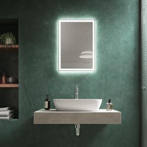 500x700mm Adella Led Illuminated Bathroom Mirror In 2020 Backlit Mirror Mirror Illuminated Mirrors