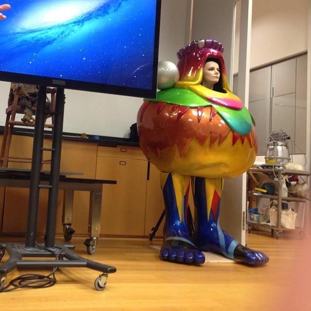 Björk - exposicion MOMA en N.Y.