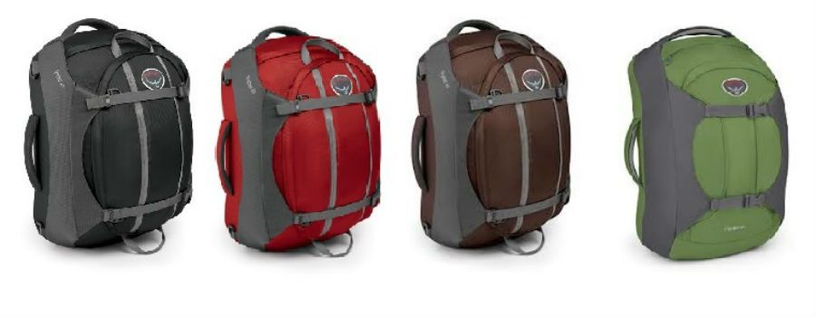 I Traveled Around Europe For Two Months With The Osprey Porter 46l Pack And Honestly Feel It S Best Backpack Traveling