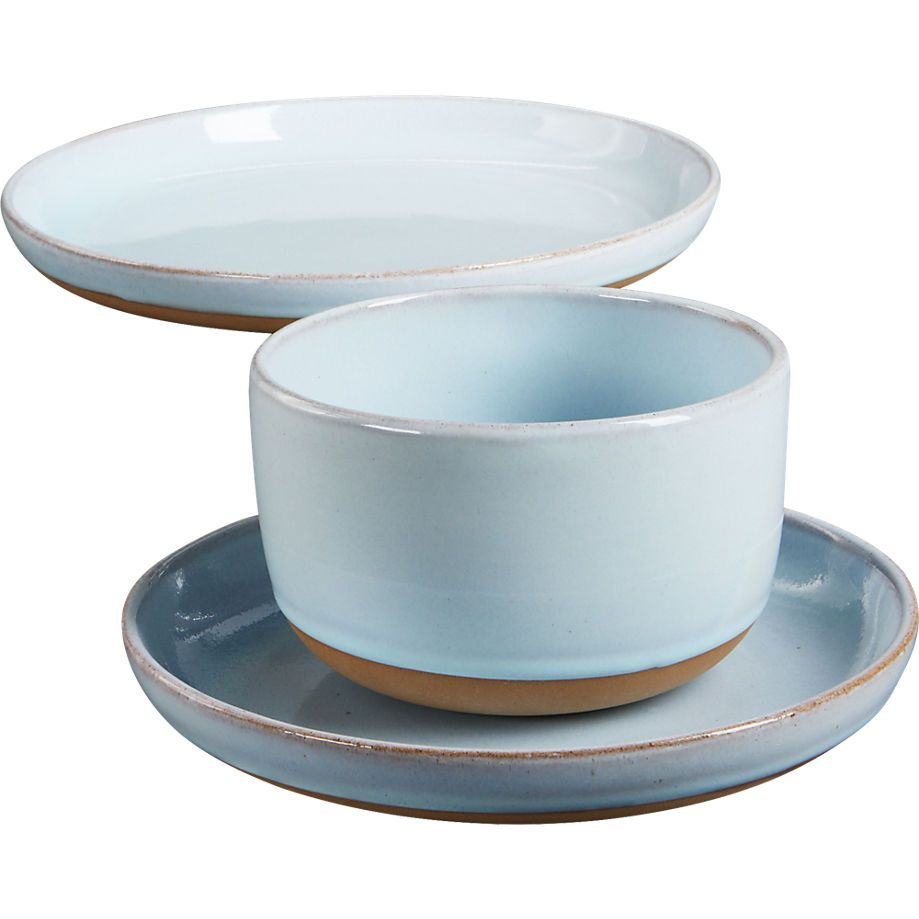 Dining · natural clay dinnerware ...  sc 1 st  Pinterest & natural clay dinnerware | CB2 | my stuff | Pinterest | Dinnerware ...