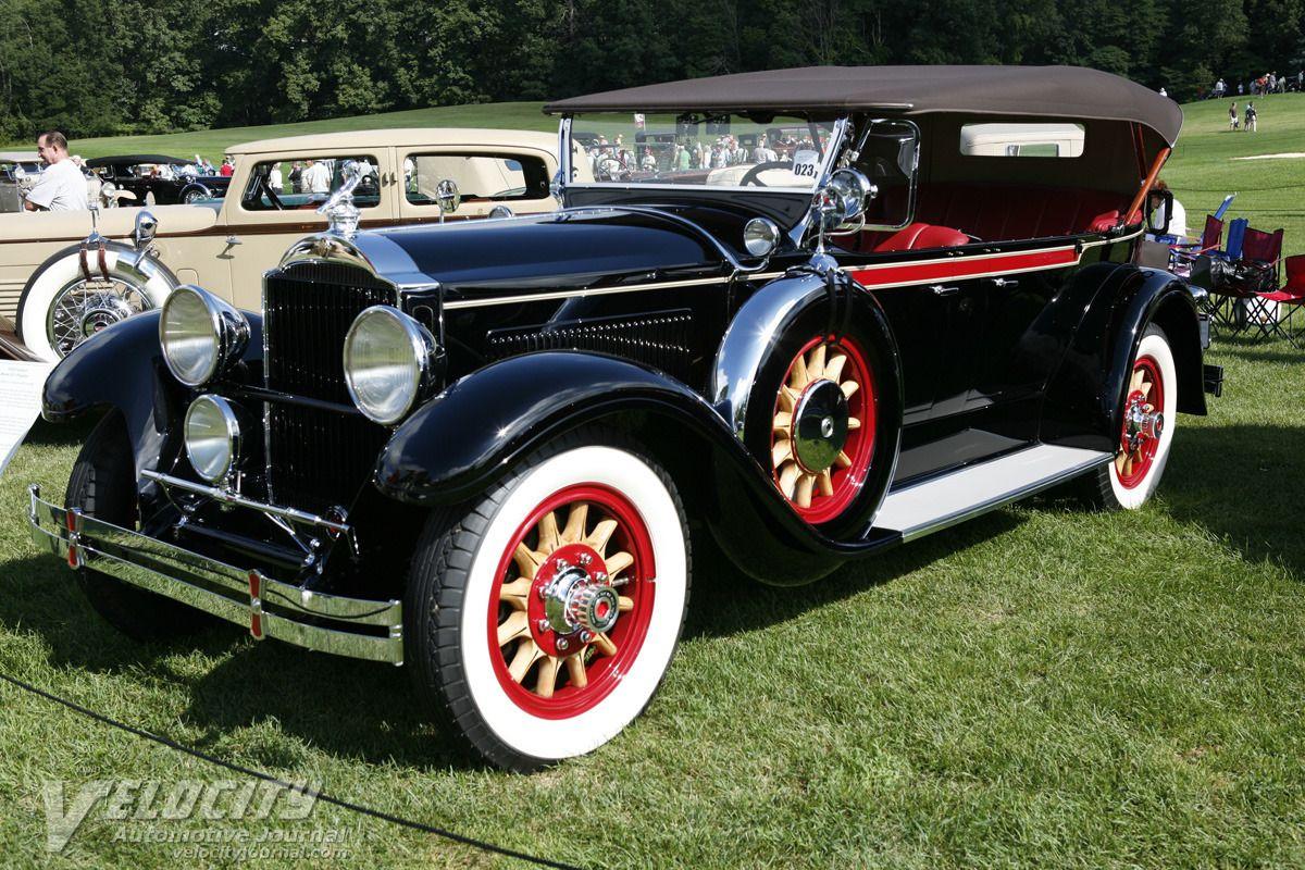 1929 Packard 633 Phaeton | Packard | Pinterest | Cars