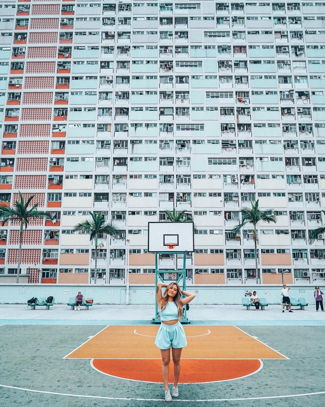 Rainbow Estates, Choi Hung Estates. Hong Kong | Travel & Style ...