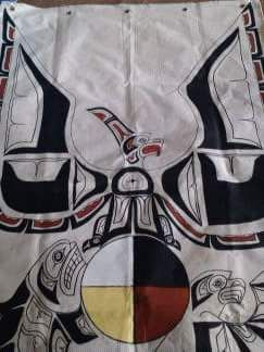 thunderbird and medicine wheel