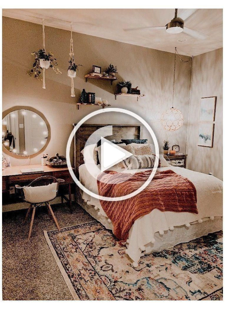 Bohemian Bedroom Dec