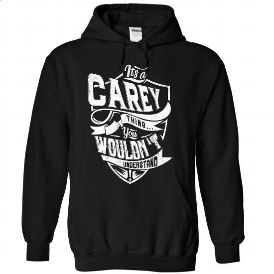 CAREY Thing - #vintage tshirt #tshirt stamp. GET YOURS => https://www.sunfrog.com/No-Category/CAREY-Thing-1230-Black-Hoodie.html?68278