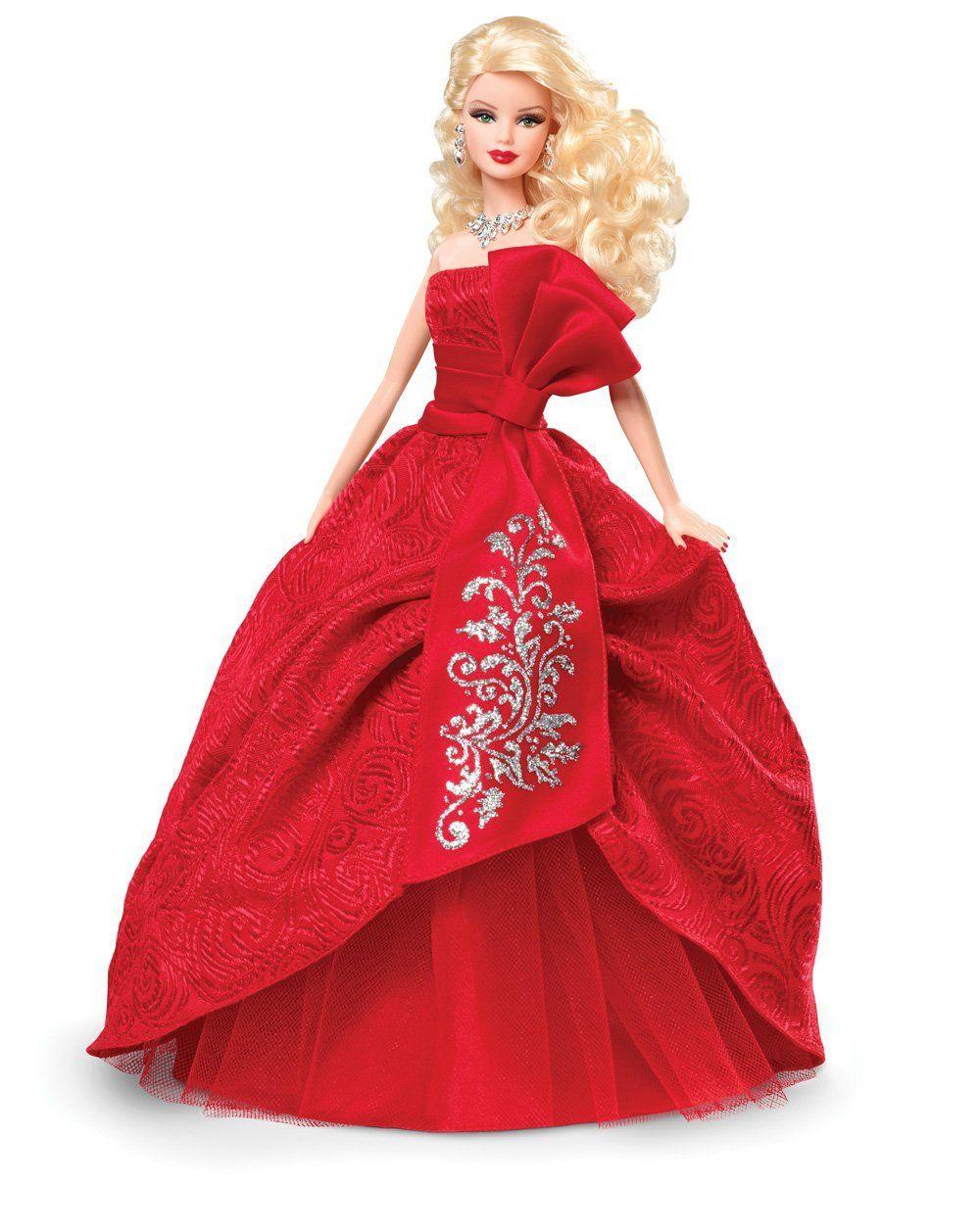 Barbie Joyeux Noel Amazon.com: Barbie Collector 2012 Holiday Doll: Toys & Games