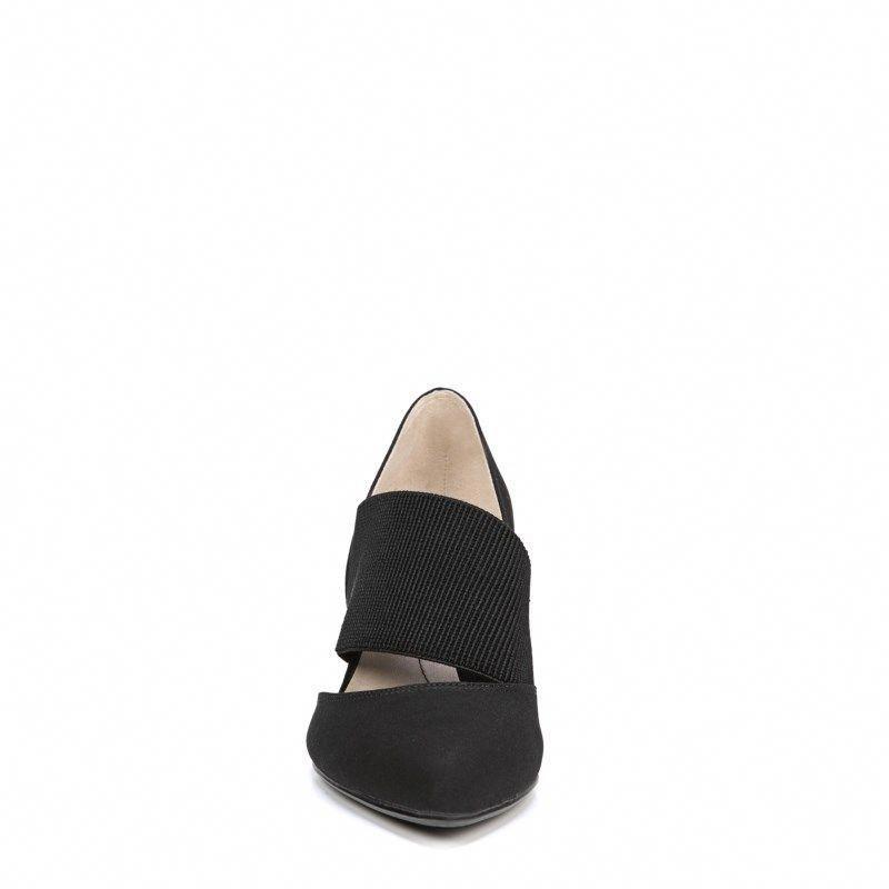 8fac6ae86 Lifestride Women s Sarita Medium Wide Pump Shoes (Black Fab)   NikeWomensshoes6Pm