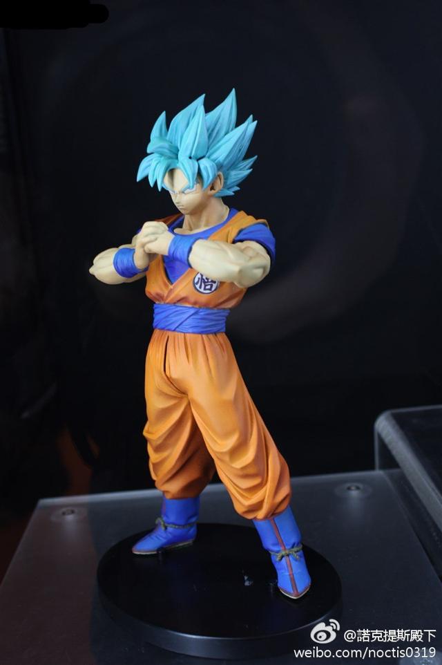 Goku Ssgss Banpresto Dragon Ball Dragon Ball Super