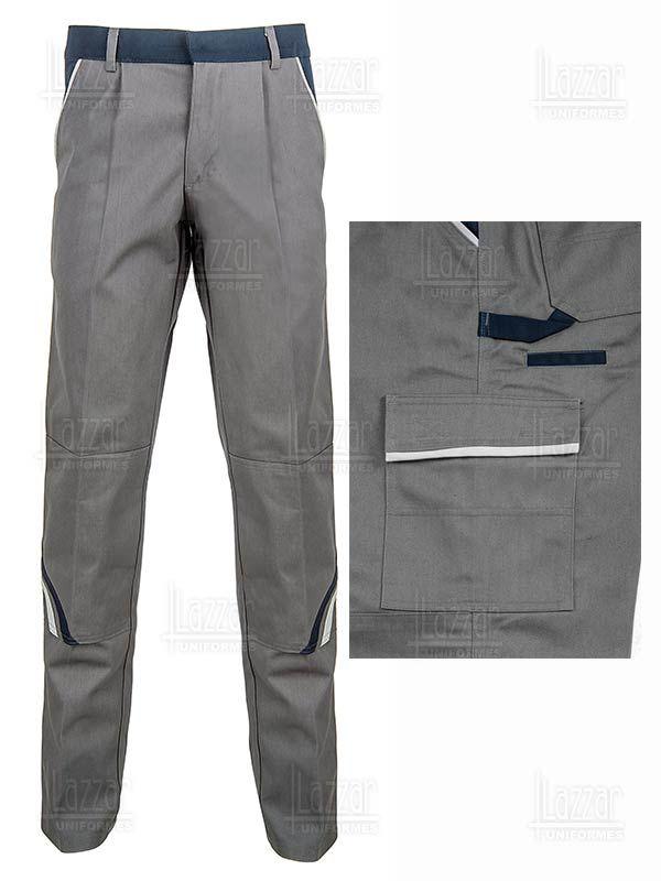 Pantalones Tipo Cargo Pantalones De Trabajo Pantalones Tipo Cargo Ropa De Hombre