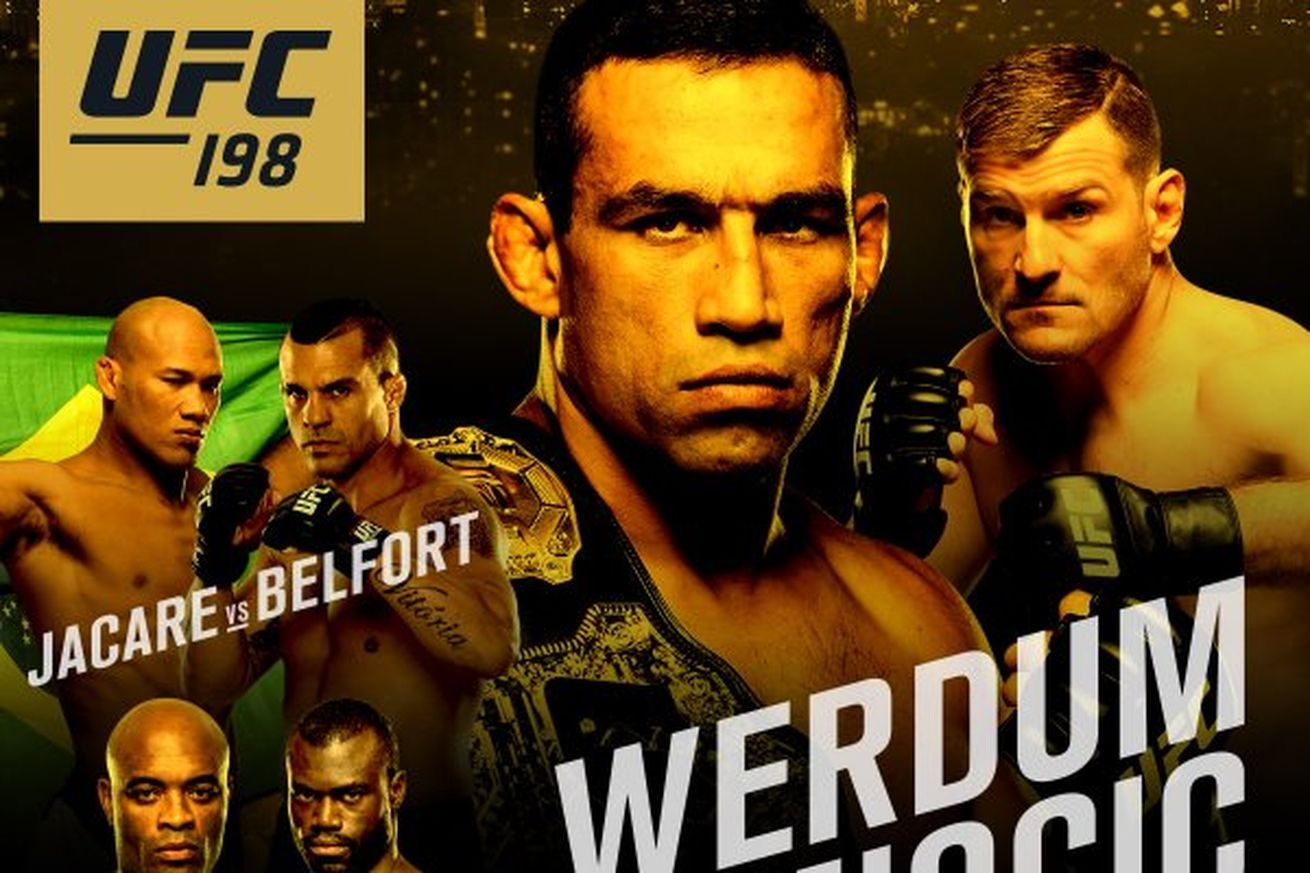 The latest in MMA and UFC news, results, rumors, fights