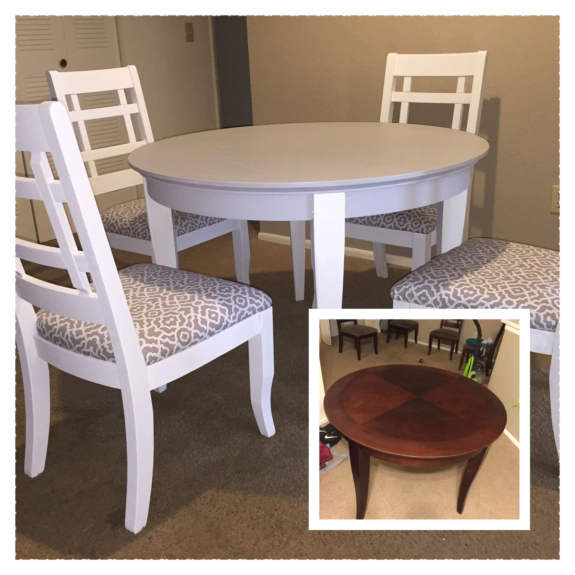 Diy Paint Dining Room Table chalk paint dining table | diy | pinterest | paint dining tables