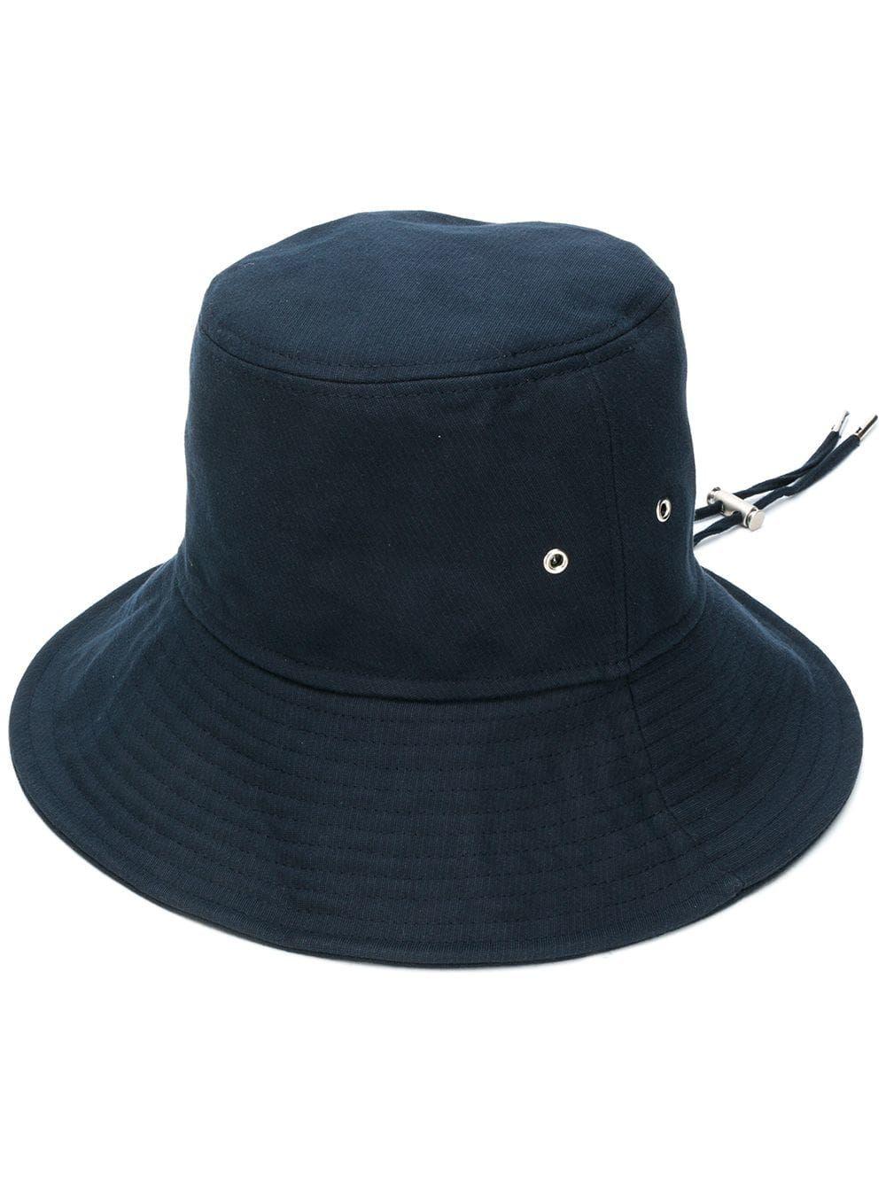 AMI ALEXANDRE MATTIUSSI AMI ALEXANDRE MATTIUSSI BOB HAT - BLUE.   amialexandremattiussi 54b0ac001e0d