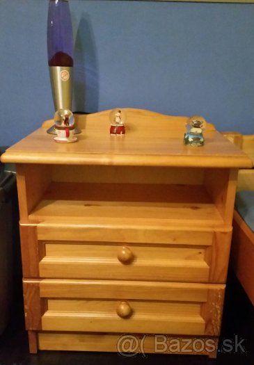 Dreveny Nocny Stolik Zilina Predam Furniture Decor Home Decor