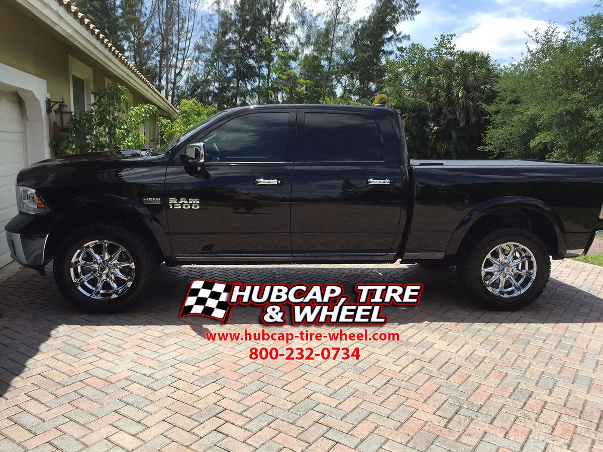 2015 dodge ram 1500 laramie w 20 kmc xd series badlands xd779 chrome wheels