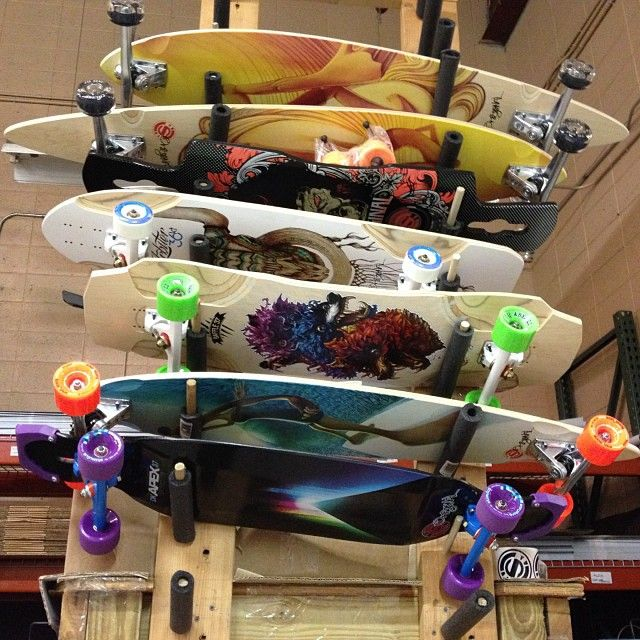 Longboards by Original Skateboards. From cruising to freestyle, freeride to downhill, we've got you covered. Which setup do you prefer?