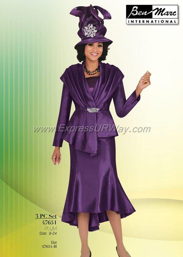 Ben Marc 47651 Church Suits - Fall 2014 - www.ExpressURWay.com