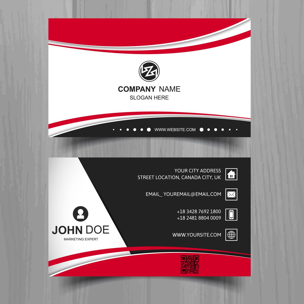 Pin by ahs code on cartes de visita pinterest explore black business card a business and more reheart Image collections