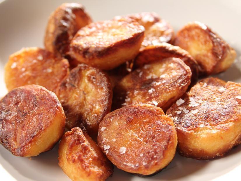 Emily S Roast Potatoes Recipe Food Network Recipes Roasted Potato Recipes Recipes